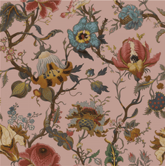 House of Hackney Artemis Blush Wallpaper Pre-order