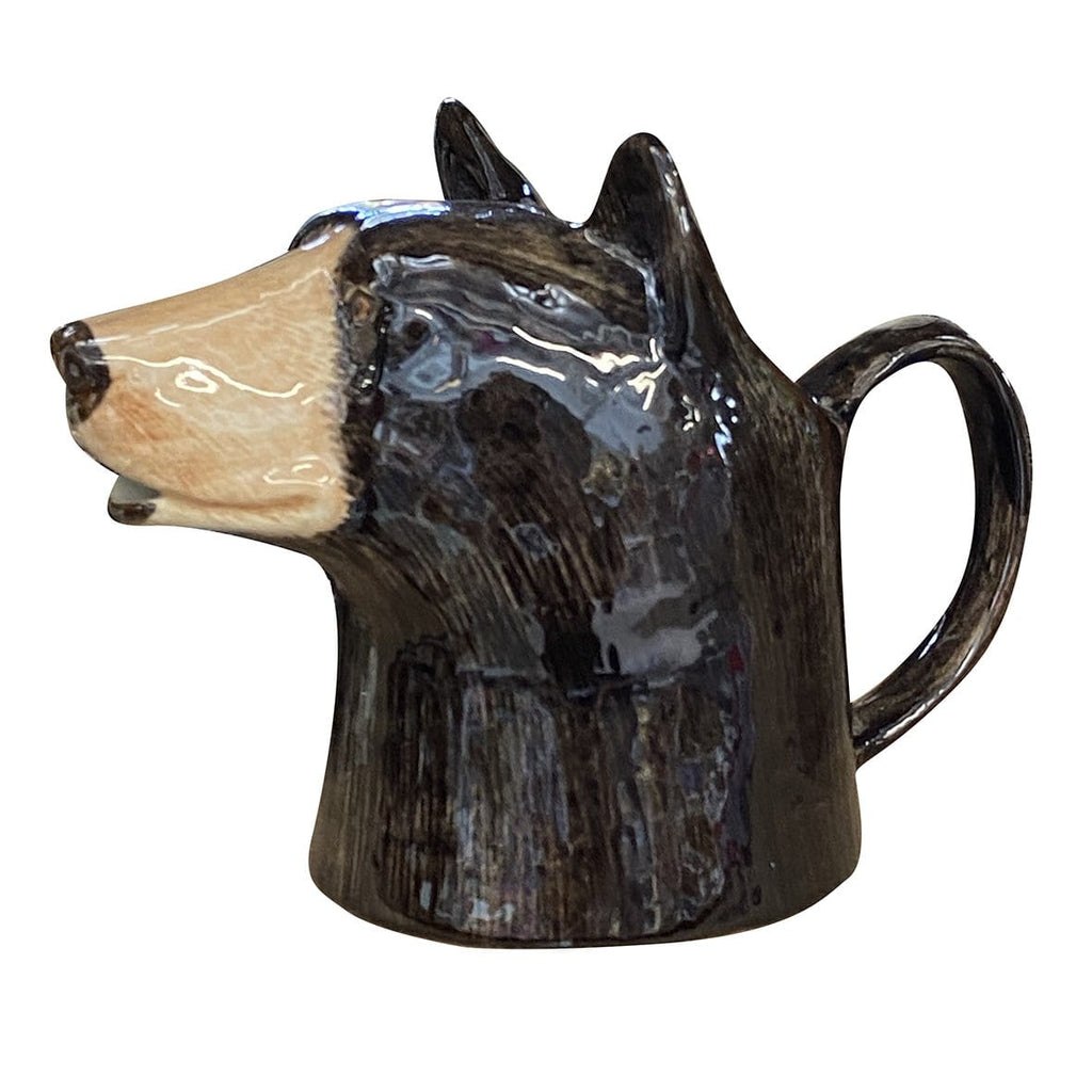 Black Bear Jug Medium