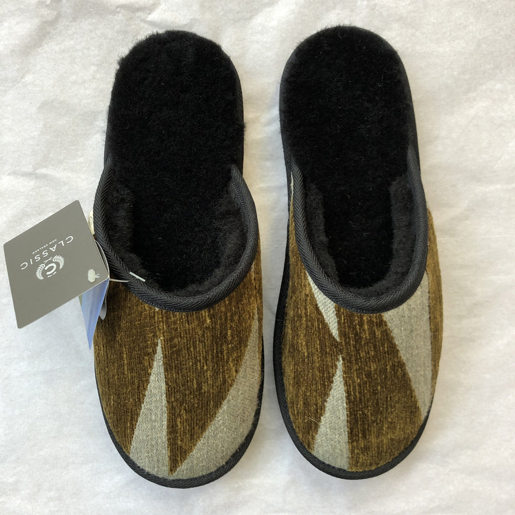 Slippers with James Malone Khafra Bronze XL/Black