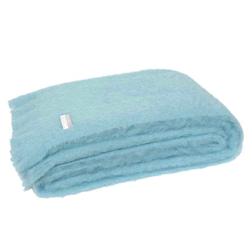 Seaspray Mohair Throw