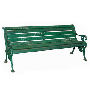 Original Green Park Bench
