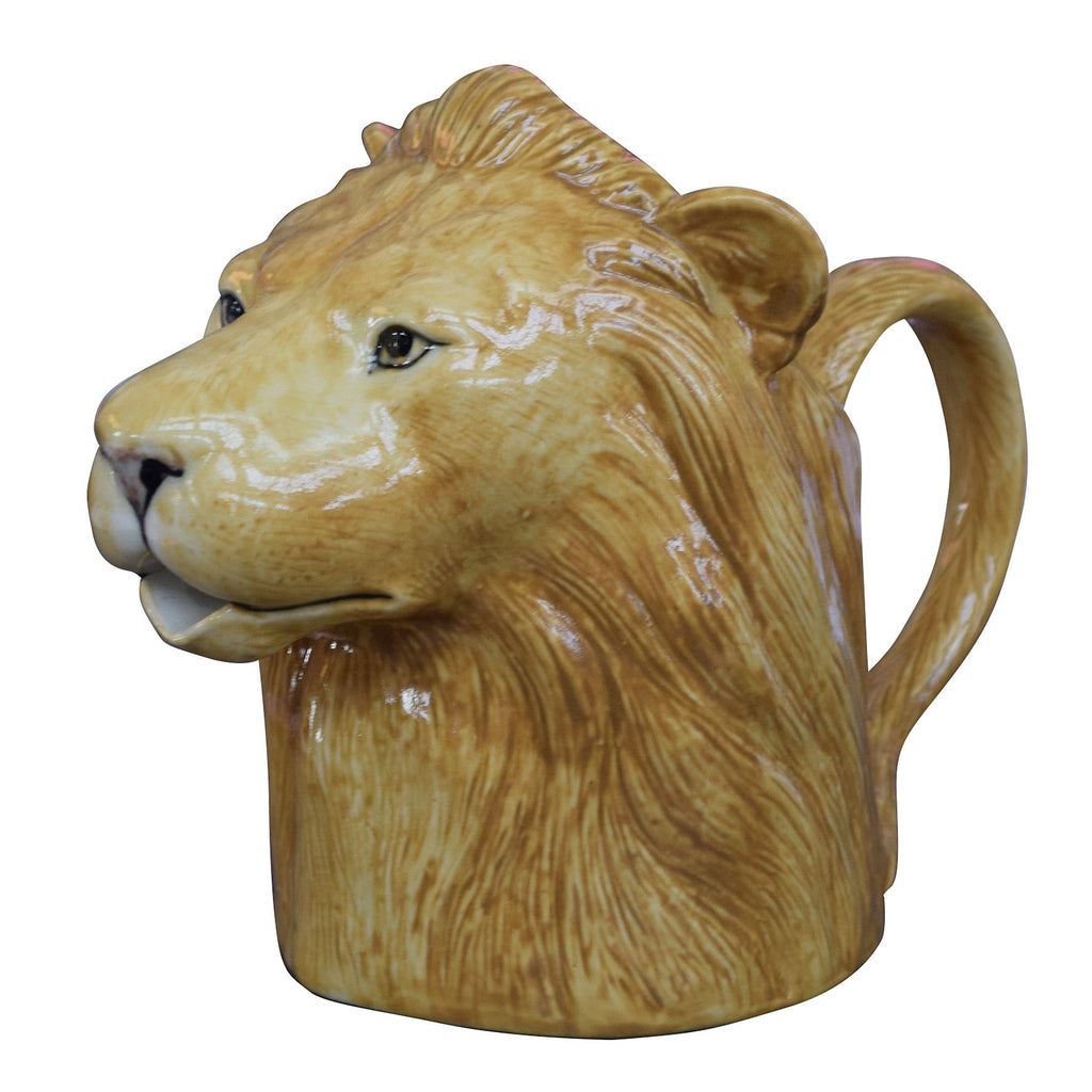 Lion Jug Small