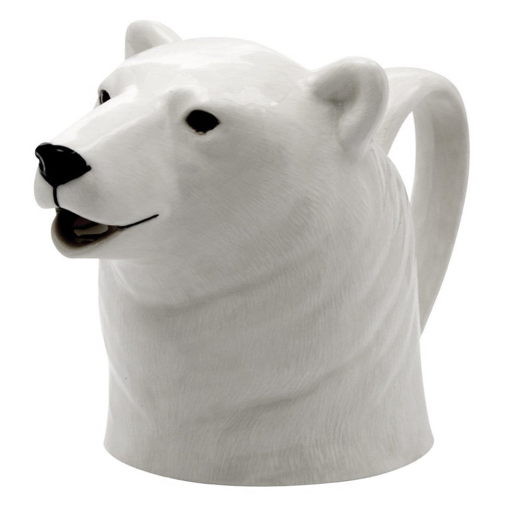 Polar Bear Jug Medium