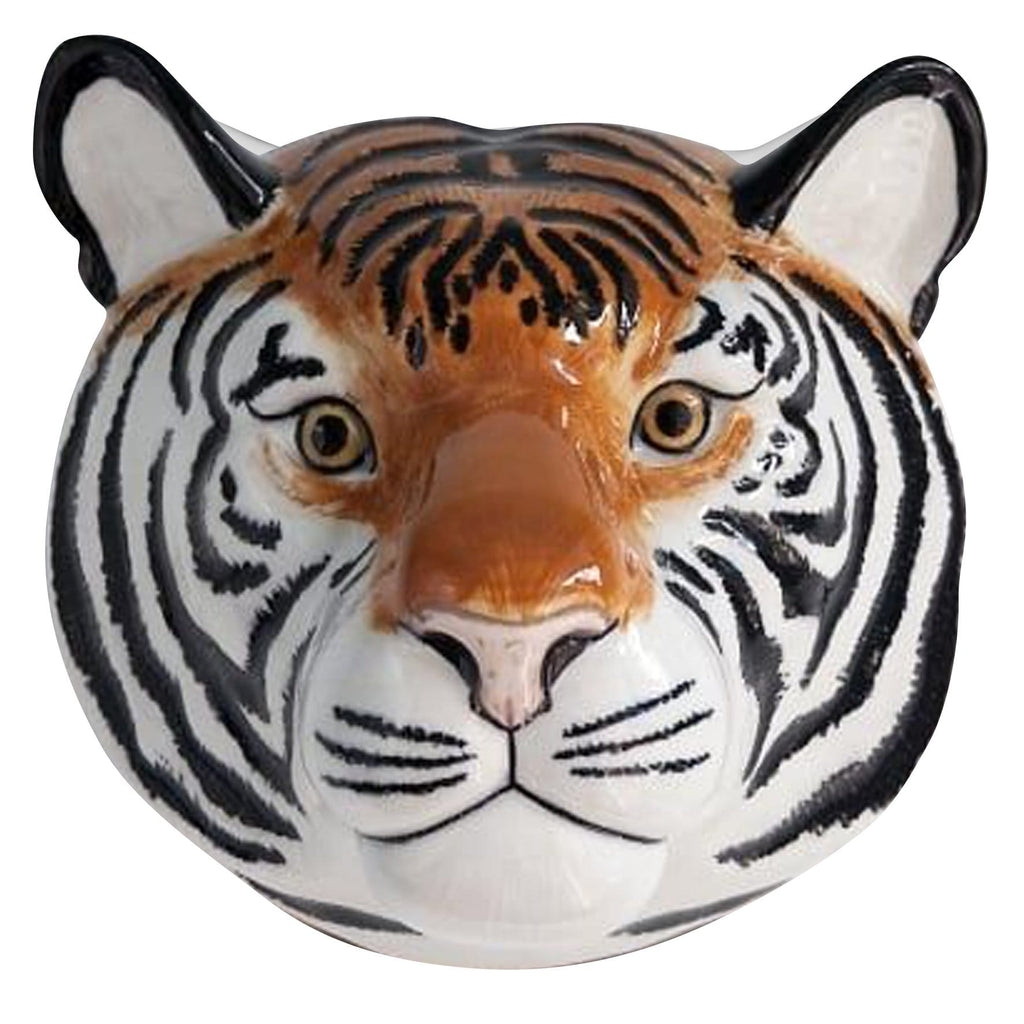 Wall hanging animal vase Tiger
