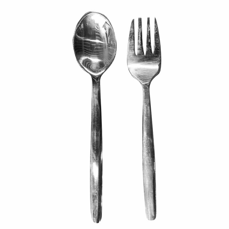 Small Spoon & Fork