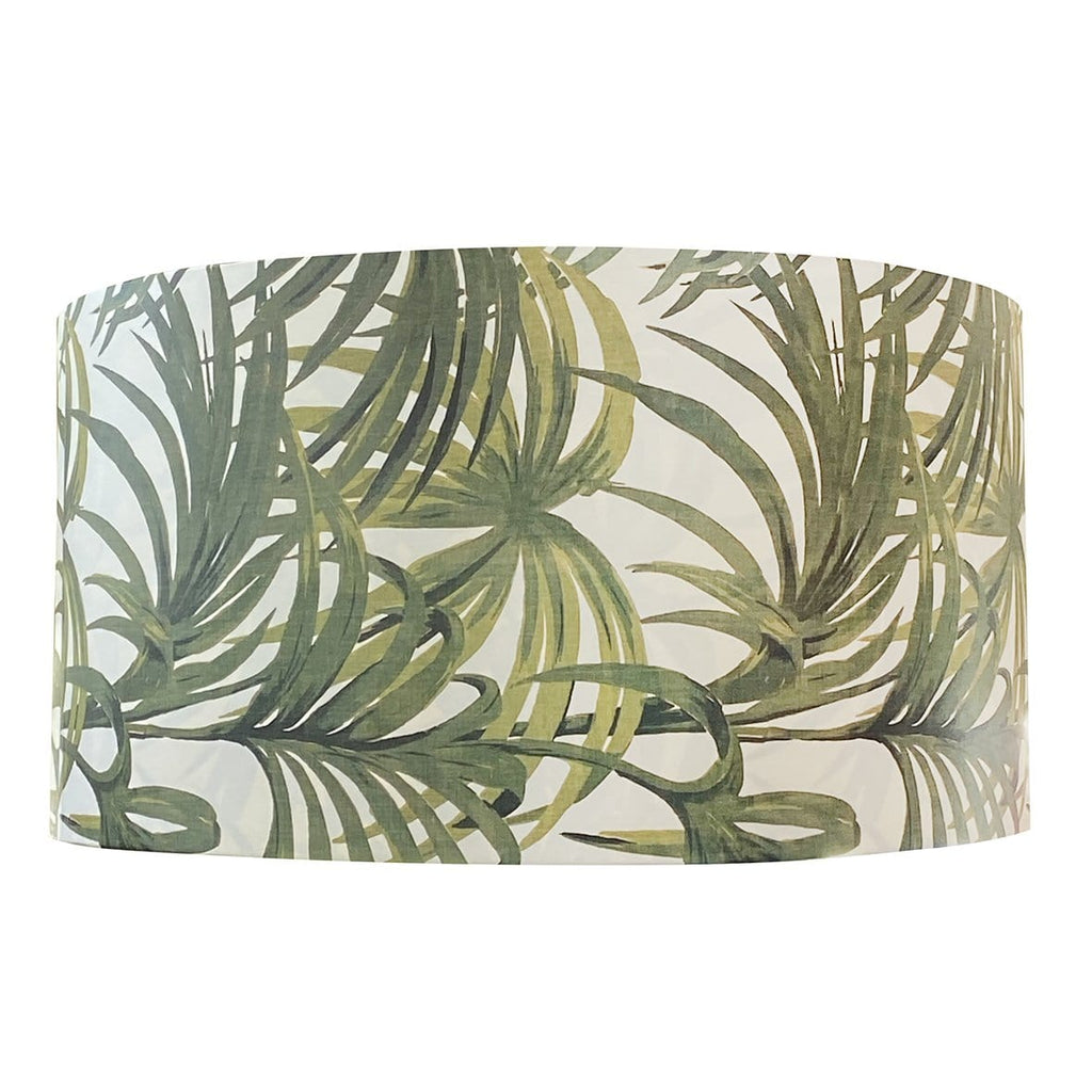 "Palmeral Double Sided 22"" Lampshade"