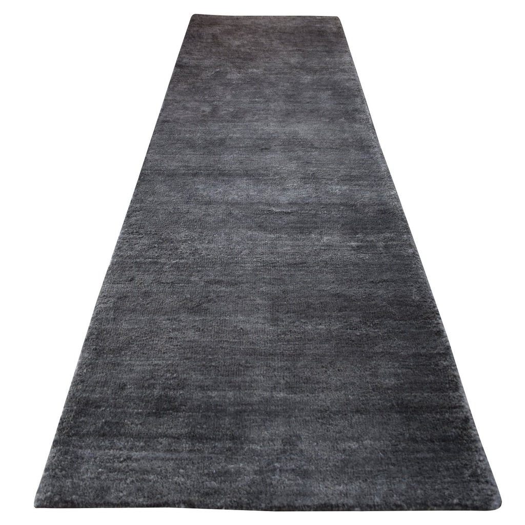 Grey Wool Runner