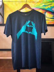 Oregon Heart Hands T-shirt