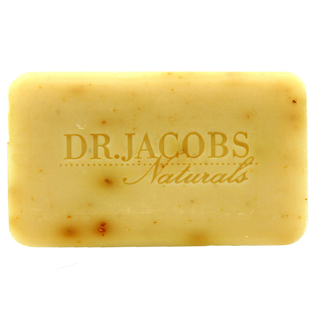 Exfoliating Castile Bar Soap - Citrus Crush Cocktail - Dr. Jacobs Naturals