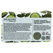 Minty Cucumber Mojito Bar Soap - Dr. Jacobs Naturals