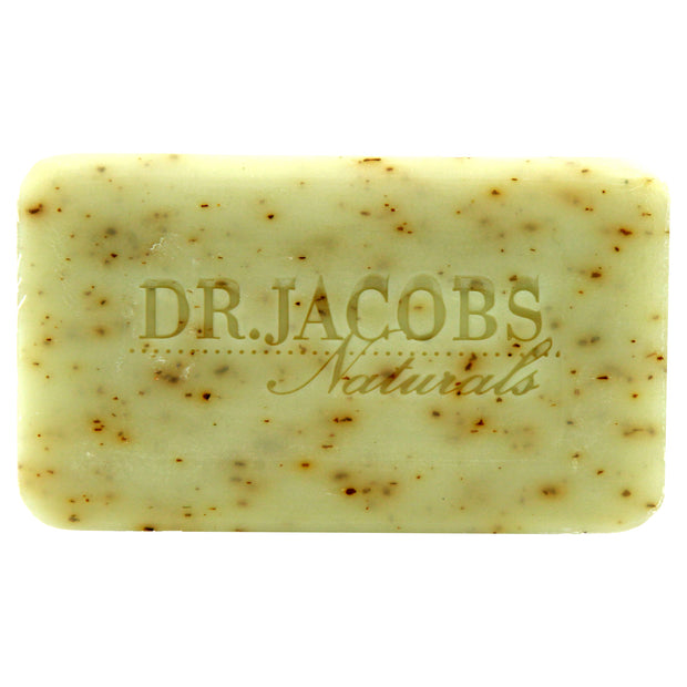 Exfoliating Castile Bar Soap - Minty Cucumber Mojito - Dr. Jacobs Naturals