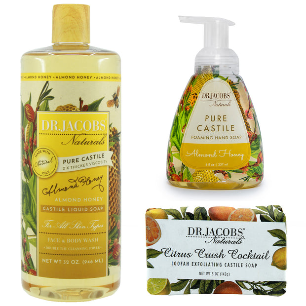 Spring Blossom Luxury Set - Dr. Jacobs Naturals