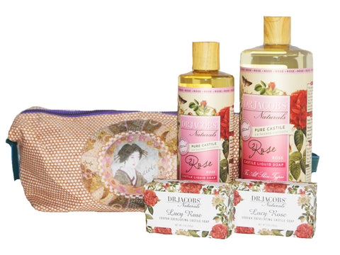 Dreamy Rose Gift Set - Dr. Jacobs Naturals