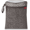 Grab & Go Wet/Dry Bag Grey Feather