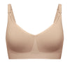 Body Silk Seamless Nursing Bra Butterscotch