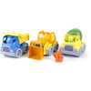 Construction Trucks gift set