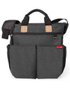 Duo Signature Diaper Bag Soft Slate
