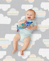 Doubleplay Reversible Playmat Clouds/Mini Dot