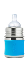Pura Kiki 5oz Infant Bottle with Sleeve