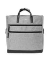 TRIO Convertible Backpack Grey