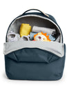 GO ENVI Eco-Friendly Diaper Backpack Grey Blue