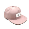 "Made in the ""Shae'd"" Waterproof Snapback Dusty Rose"