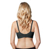 Body Silk Seamless Nursing Bra Black