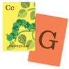 In the Garden A-Z flash cards