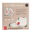 Mitt & Boot Bundle 0-3m Enchanted Garden