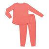 Women's Jogger Pajama Set in Melon