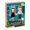 Magnetic Builder dress up Best Friends