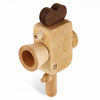 Wooden Toy Camera Super 8