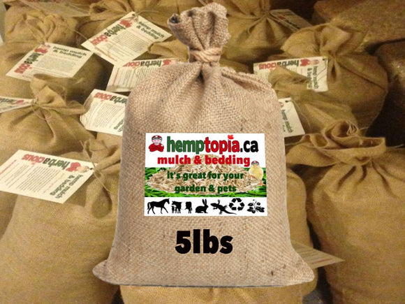 Hemp Mulch For Pet Cages