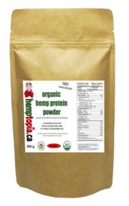 Hemp Protein Powder 454g