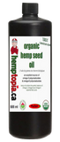 Organic Hemp Seed Oil 500 ml