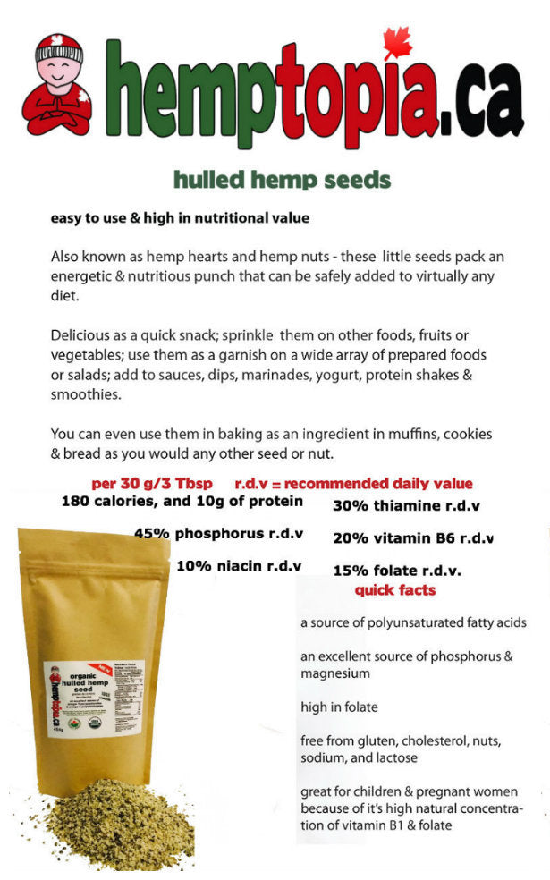 These little seeds pack an energetic & nutritious punch that can be safely added to virtually any diet. Delicious as a quick snack,sprinkle them on other foods, fruits or vegetables, use them as a garnish on a wide array of prepared foods or salads, add to sauces, dips, marinades, soups, yogurt, protein shakes & smoothies. You can even use them in baking as an ingredient in muffins, cookies & bread as you would any other edible seed.
