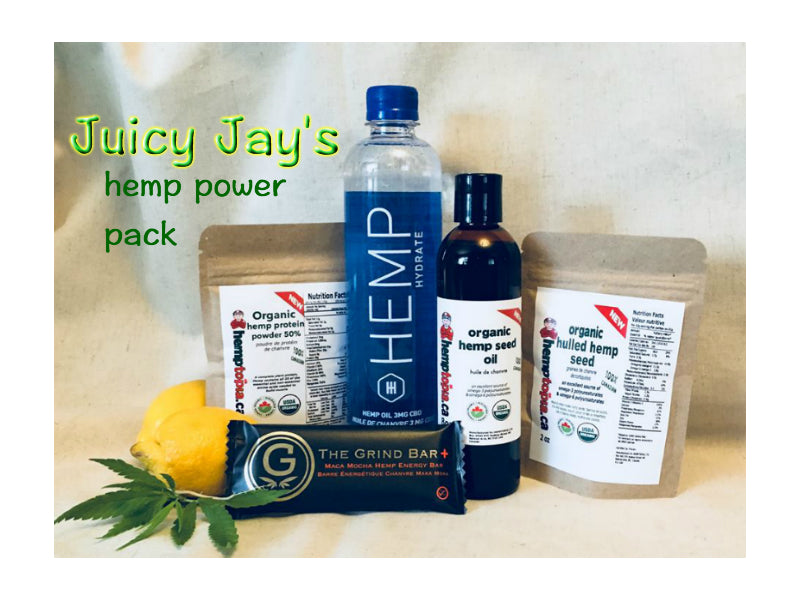 Juicy Jay's Hemp Power Pack