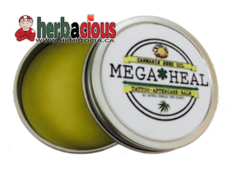 Mega-Heal Tattoo Aftercare Balm