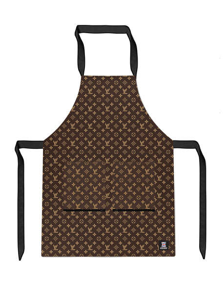 Monogram - OG Brown APRON Headliners.co - Headliners.co