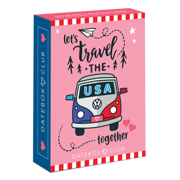 Road Trip USA Trivia Game and Connector Deck