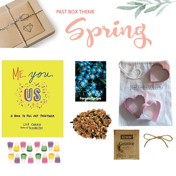 Past DateBox - Spring Theme