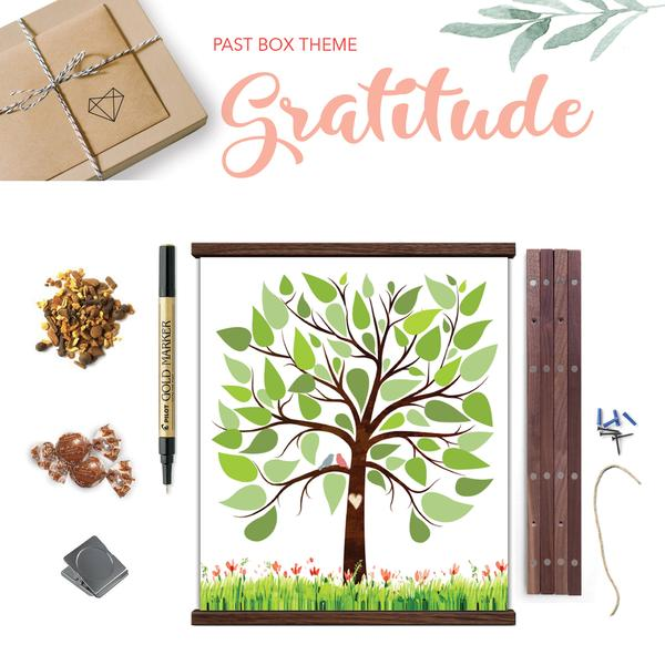 Past DateBox - Gratitude Theme