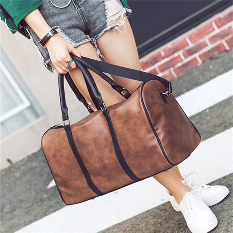 "Mandatory Co- The ""Lets Go"" Duffle"