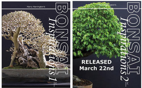 Bonsai Inspirations 1 & 2 by Harry Harrington