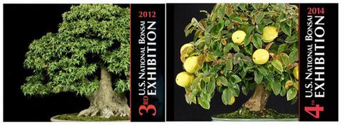 Commemorative Albums 3 & 4 - U.S. National Bonsai Exhibitions