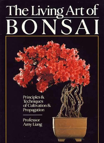 The Living Art of Bonsai by Amy Liang