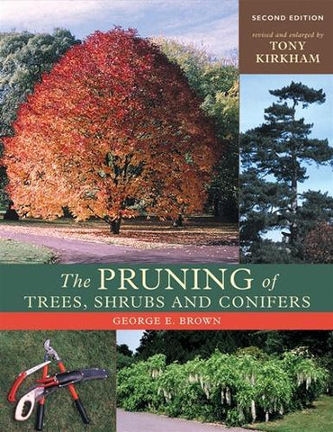 MARKED DOWN 20% - Pruning of Trees, Shrubs & Conifers