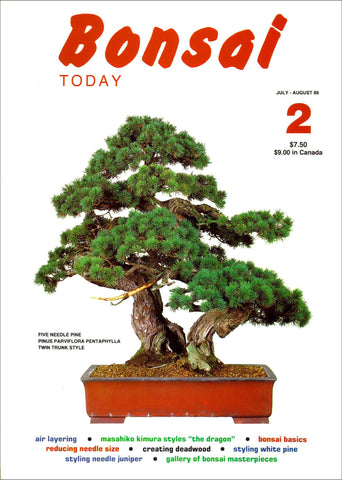Bonsai Today 2 - Rare Out of Print