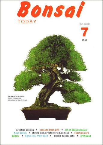 Bonsai Today 7 - Rare Out of Print