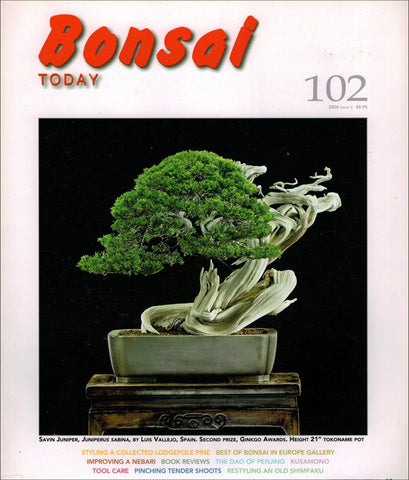 Bonsai Today 102 - Rare Out of Print